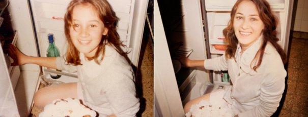Марина 1988 и 2010 Буэнос-Айрес