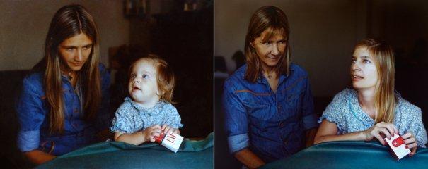 Марита и Кочи 1977 и 2010