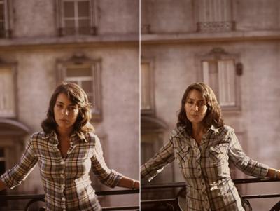 Марсела 1973 и 2011 Буэнос-Айрес