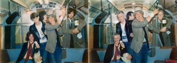 Рифф Рафф 1976 и 2011 Лондон