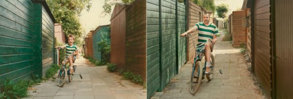 Сандер 1983 и 2011 Роттердам