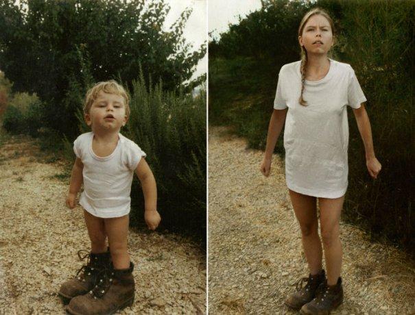 Сесиль 1987 и 2010 Франция