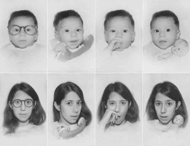 Флор 1975 и 2010 Буэнос Айрес
