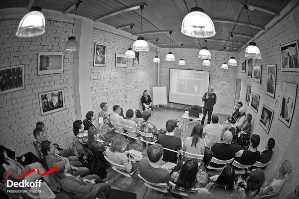 """Бесплатный интернет-семинар """"Маркетинг - самое мощное средство в бизнесе фотографа и видеографа"""" - №1"""