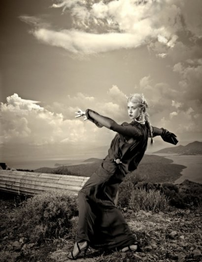 "Фотограф Найджел Баркер - ""Топ модель по-Американски"""