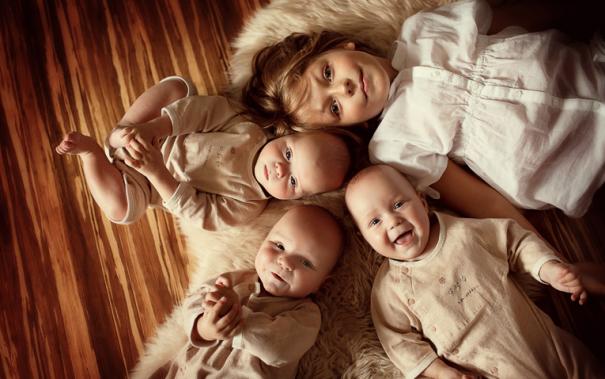 Детская фотография Елены Карнеевой. - №1