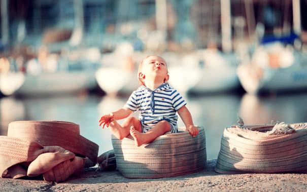 Детская фотография Елены Карнеевой. - №4
