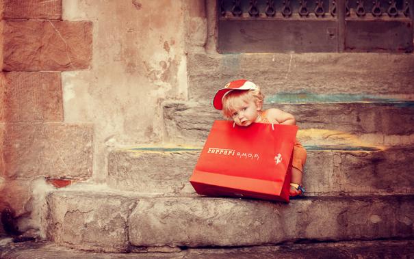 Детская фотография Елены Карнеевой. - №10
