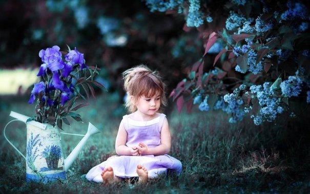 Детская фотография Елены Карнеевой. - №23