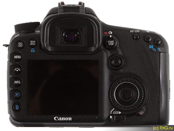 Обзор Canon 7D