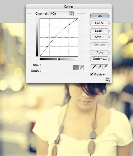 Эффект старой фотографии в Photoshop - №6