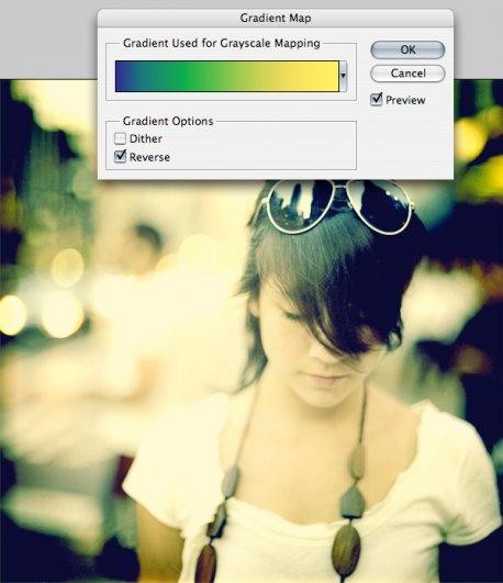 Эффект старой фотографии в Photoshop - №10