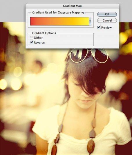 Эффект старой фотографии в Photoshop - №11