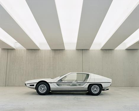 Фото авто от Бенедикта Редгроув (Benedict Redgrove)