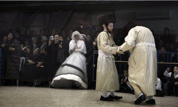 Menahem Kahaha/AFP/Getty Images