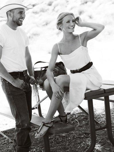 Cameron Diaz - Mario Testino Photoshoot, Vogue '09 05