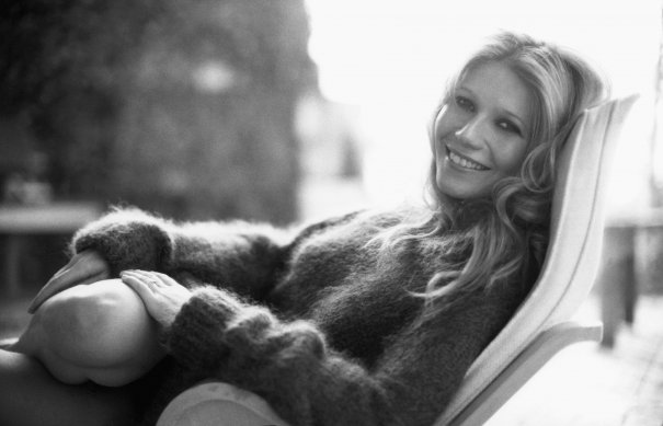 Gwyneth Paltrow - Mario Testino GQ Photoshoot 2008 01