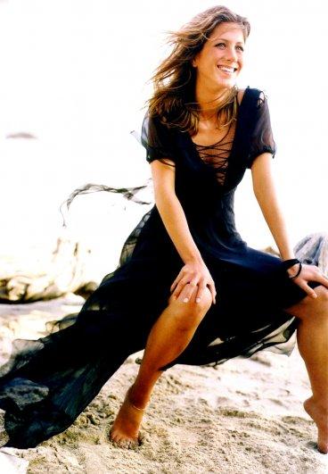 Jennifer Aniston - Mario Testino Photoshoot 02