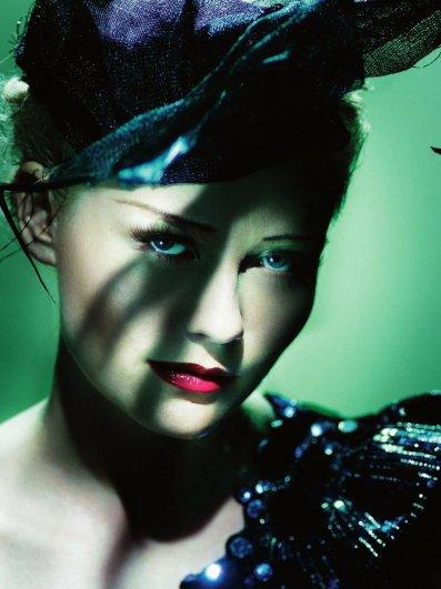 Kirsten Dunst - Mario Testino, V Magazine 06