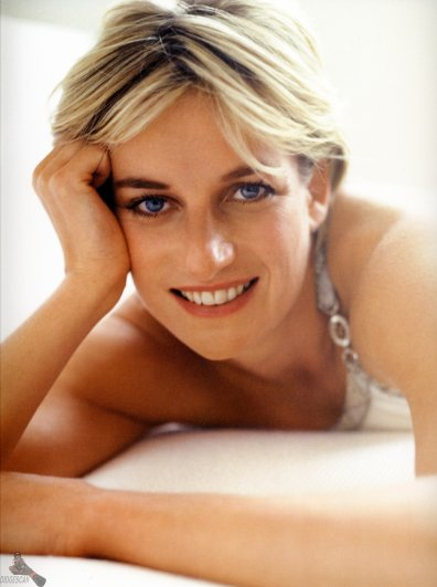 Lady Diana - Mario Testino Photoshoot 12