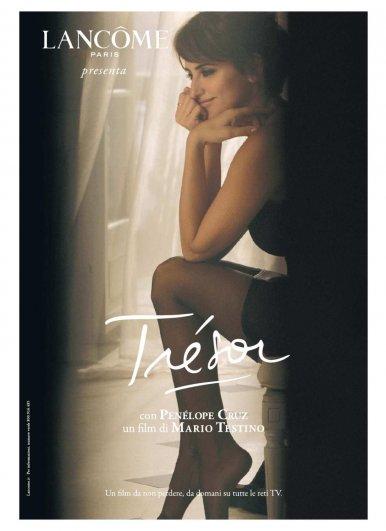 Lancome Tresor Parfum - Penelope Cruz 02