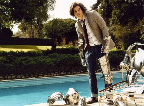 Orlando Bloom - Mario Testino Photoshoot 2005 for Vanity Fair 01