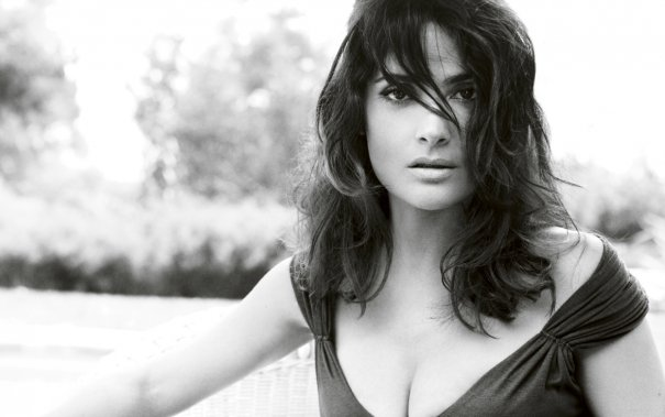 Salma Hayek - Allure September 2011 04