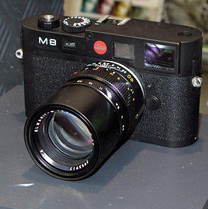 Устройство фотоаппарата. Матрица CCD