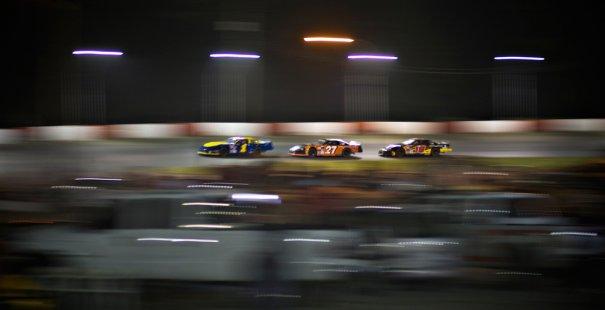 Гонки Agassiz Speedway - №1