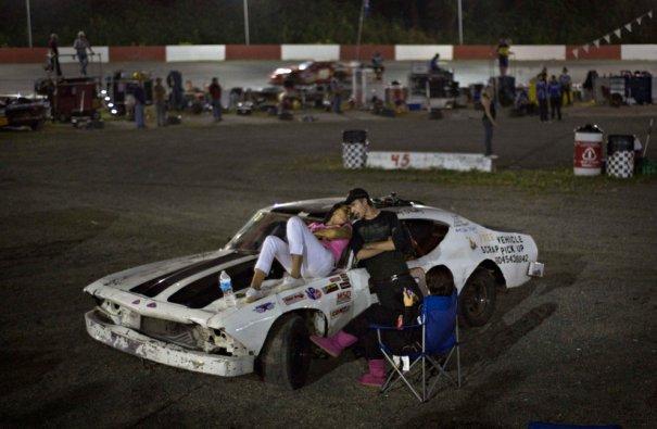 Гонки Agassiz Speedway - №2