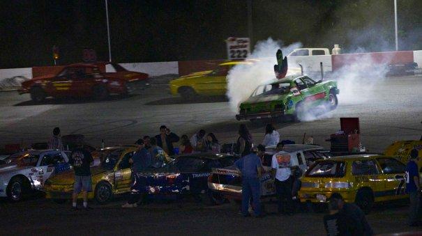 Гонки Agassiz Speedway - №3