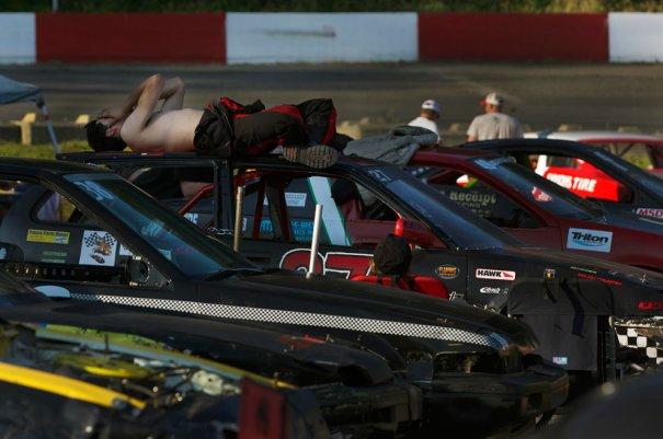 Гонки Agassiz Speedway - №4