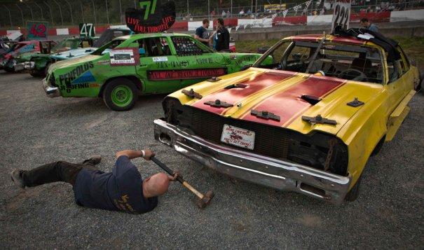 Гонки Agassiz Speedway - №5
