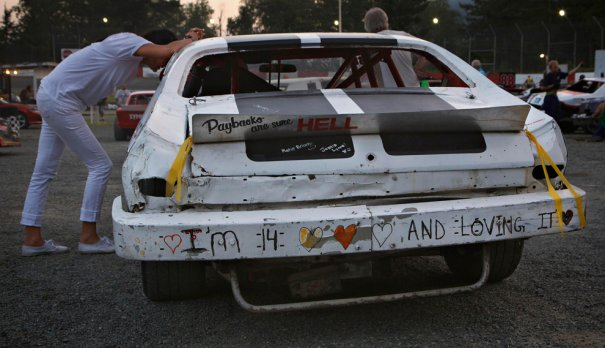 Гонки Agassiz Speedway - №7