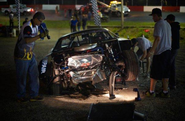Гонки Agassiz Speedway - №8