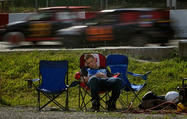 Гонки Agassiz Speedway - №10