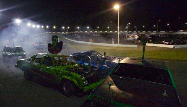 Гонки Agassiz Speedway - №12