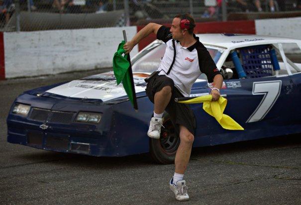 Гонки Agassiz Speedway - №14