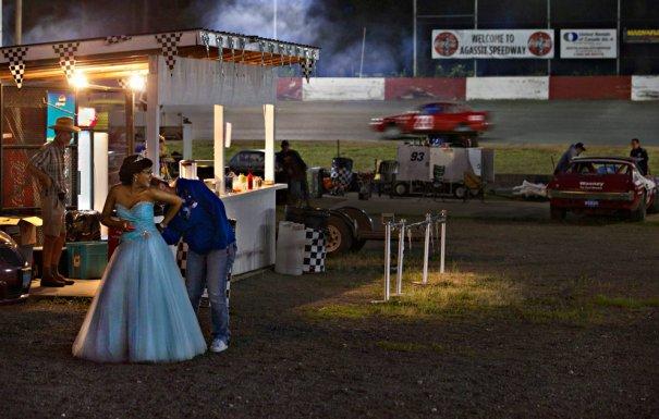 Гонки Agassiz Speedway - №16
