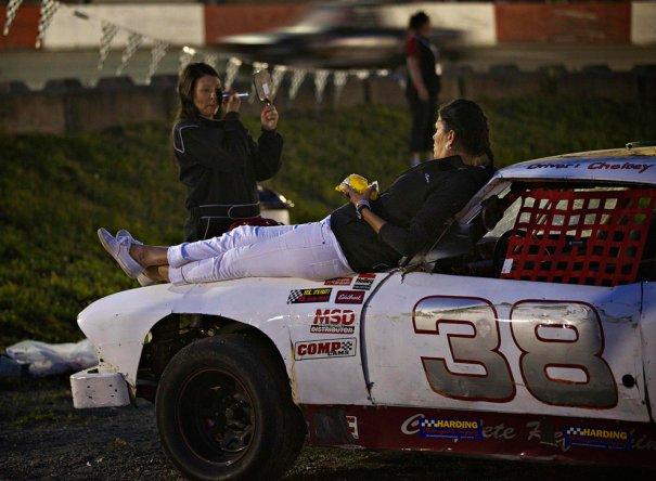 Гонки Agassiz Speedway - №17