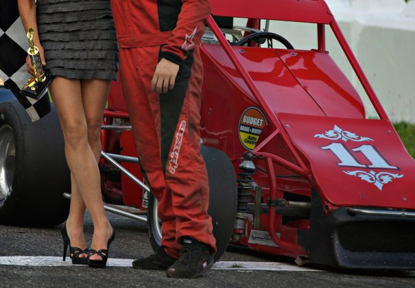 Гонки Agassiz Speedway - №18