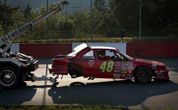 Гонки Agassiz Speedway - №21