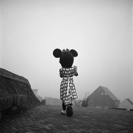 Мастер черно-белой фотографии Ян Минг/Yan Ming - №1
