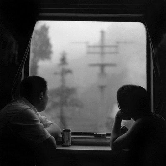 Мастер черно-белой фотографии Ян Минг/Yan Ming - №5