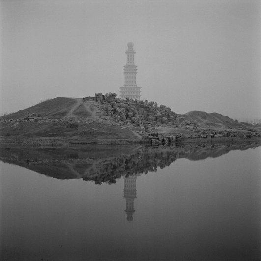 Мастер черно-белой фотографии Ян Минг/Yan Ming - №7