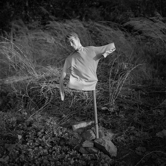 Мастер черно-белой фотографии Ян Минг/Yan Ming - №9