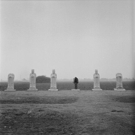 Мастер черно-белой фотографии Ян Минг/Yan Ming - №10