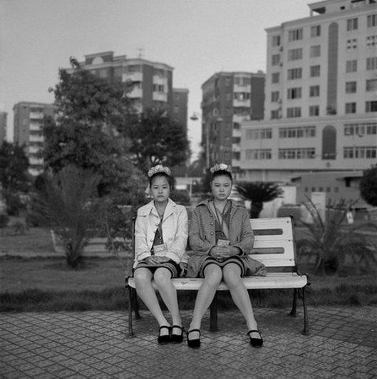 Мастер черно-белой фотографии Ян Минг/Yan Ming - №12