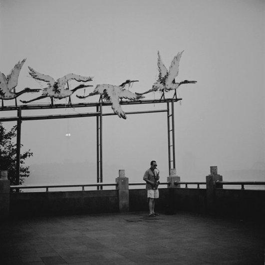 Мастер черно-белой фотографии Ян Минг/Yan Ming - №14