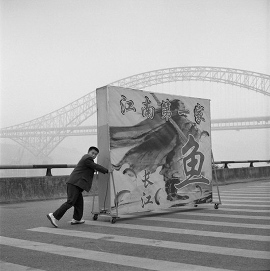 Мастер черно-белой фотографии Ян Минг/Yan Ming - №16